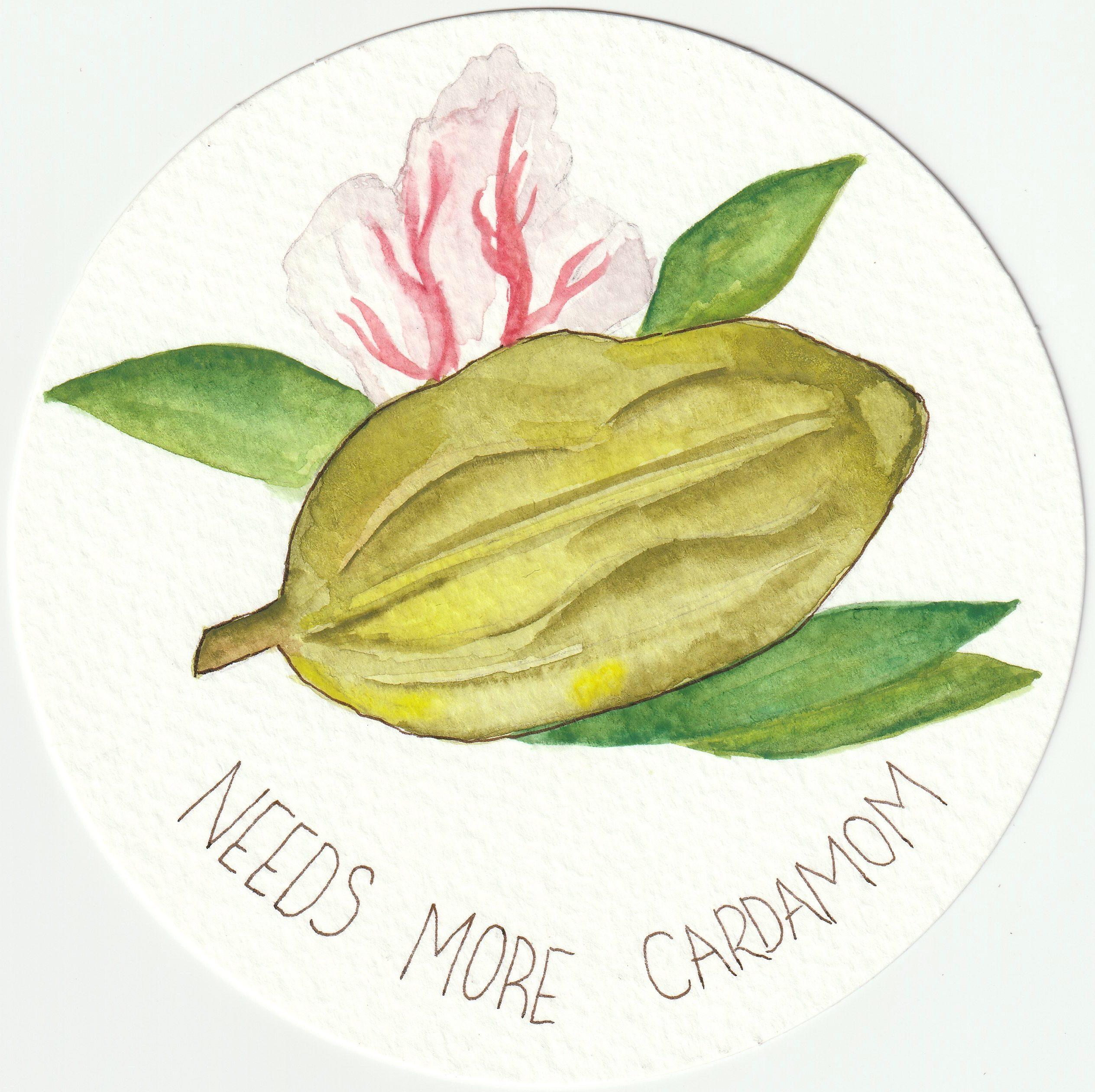 Needs More Cardamom